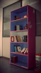 Свободната библиотека на Овергаз