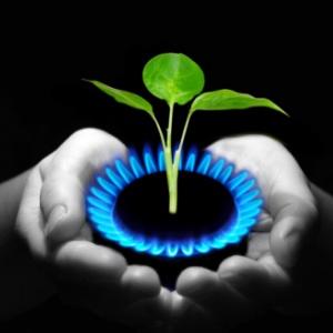 Природен газ за чиста планета