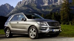 Mercedes Benz CNG