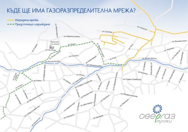 Bistrica Map